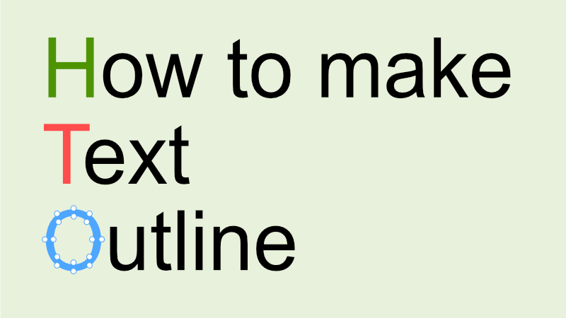 how_to_make_text_outline