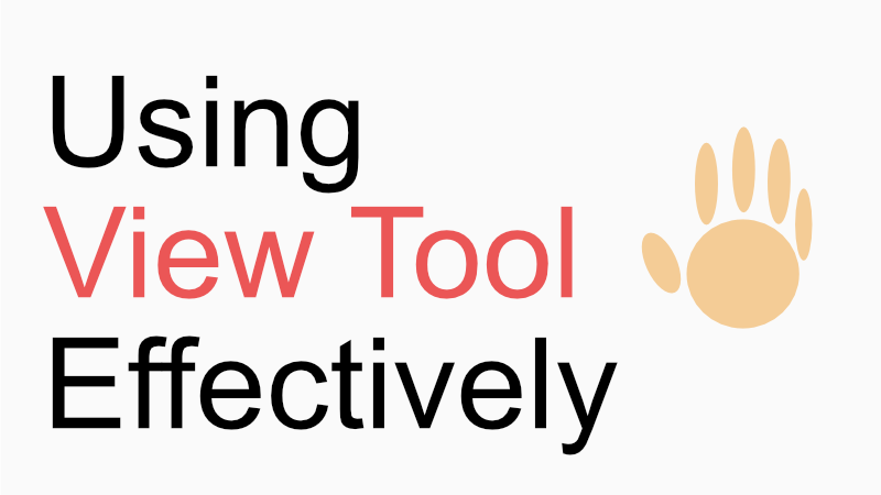 using_view_tool_effectively
